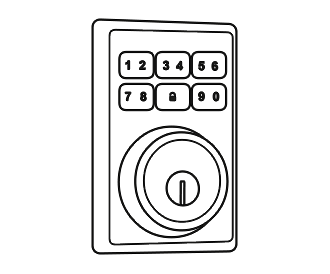 Ge Wireless Keypad