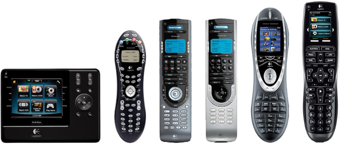 logitech remote control software for mac